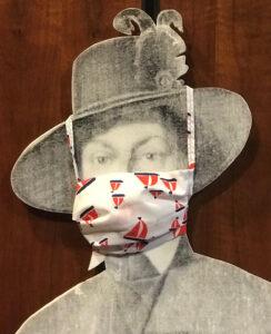 Prince Carl in Covid-19 Mask